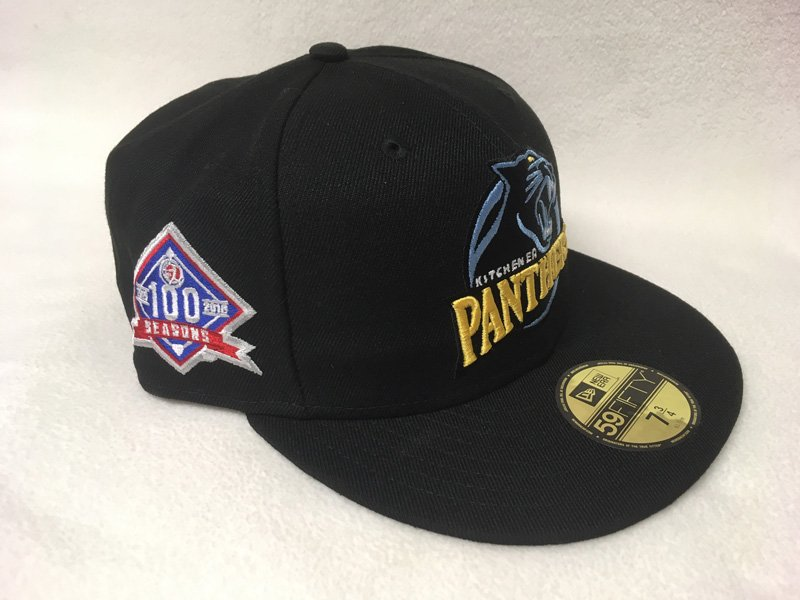 Panthers IBL 100th Hat