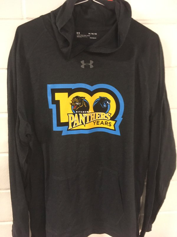 100th Season Jersey Pre-Game Hoodie