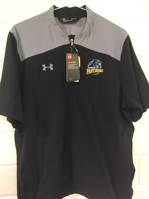 Panthers Cage Jacket