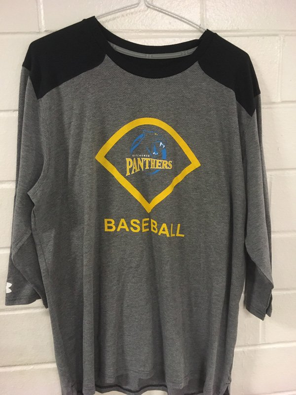 Pitchers 3/4 Sleeve Warm-up T-Shirt