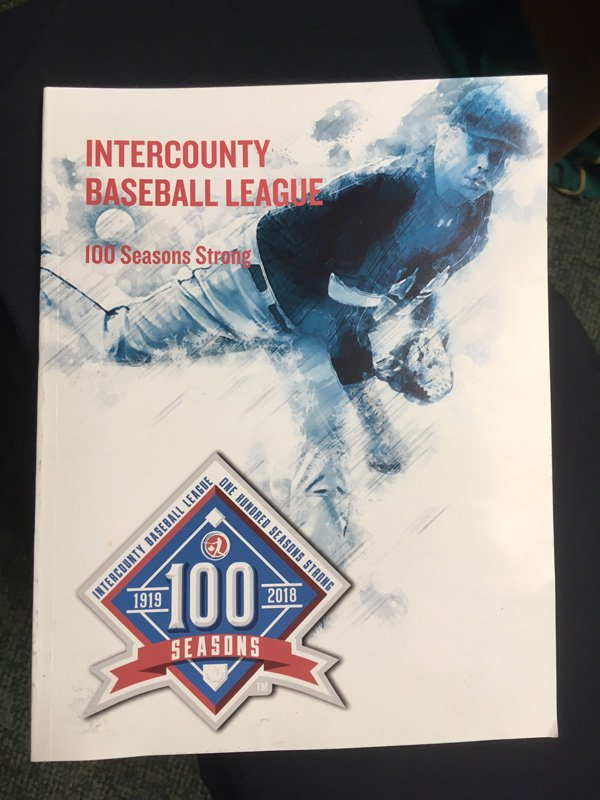 IBL 100 Seasons Strong Book – Hard Cover